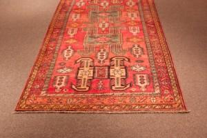 Semi Antique Caucasian Rug size  4' x 6'