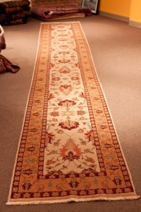 "Turkish Traditional Runner size  2'8""  x 18'"